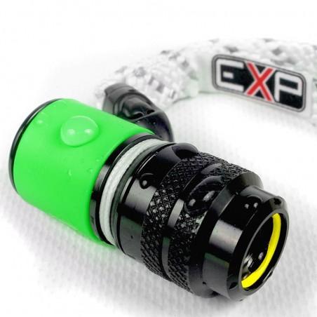 Flashlight green LED Exposure XS-G
