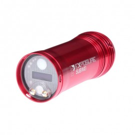 Flashlight and dive light with SURFACE & MOTION - Exposure Marine SUB M3 Mk2